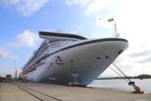 Inició Temporada de Cruceros Mazatlán 2016-2017