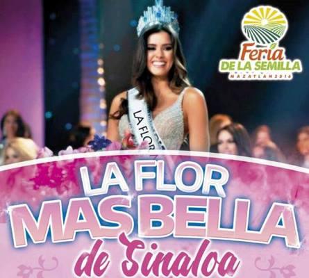 Concurso La Flor más Bella de Sinaloa 2016
