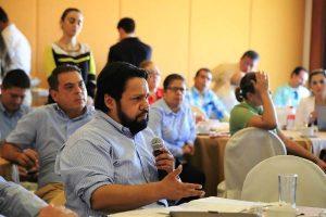 La Secretaría de Turismo Federal, a través del Instituto de Competitividad Turística, el Conacyt y la Secretaría de Economía Federal presentaron ante operadores turísticos de la región noroeste del país los esquemas, programas, fondos y fuentes de financiamiento para elevar la competitividad empresarial en el sector turístico de Sinaloa.