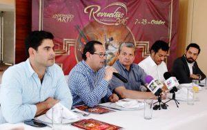 Festival Cultural Revualtas Durango Invitación Mazatlán