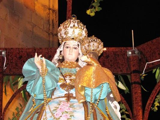 La Virgen del Rosario une a los sinaloenses y mexicanos
