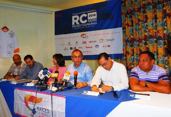 Raices Culinarias Mazatlán Edición 2016 Con Prensa Mzt
