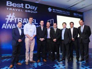 Best Day Travel premia a 2 grupos hoteleros de Mazatlán