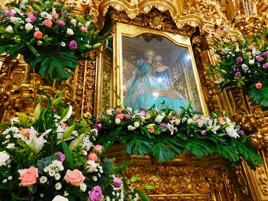Santísima Virgen del Rosario Festividad 2016
