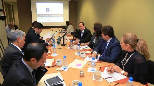 Sectur Reunión Congreso del Estado de Sinaloa Octubre 2016