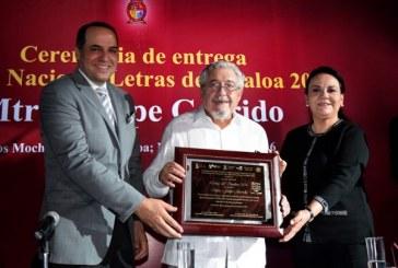 Premio Nacional Letras de Sinaloa