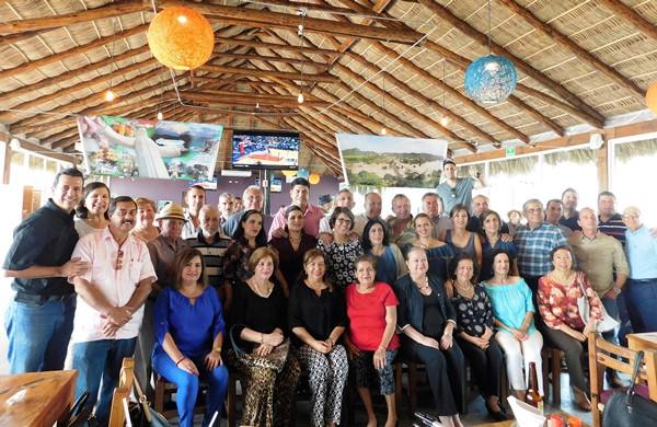 Cristo de la Mesa reuinón Mazatlán Noviembre 2016