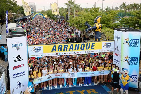 Gran Maratón Pacífico Mazatlán 2016 Resumen Ganadores y más