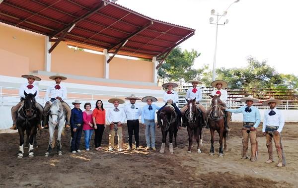 Quinto Congreso Nacional Charro El Alazán 2016