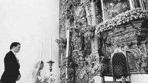 Ana Kimie Salazar Inukai y Raúl Eduardo Vizcarra Avendaño se casan en El Pueblo Mágico de El Rosario Sinaloa