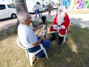 Santá Pasará de Nuevo Navidad en Mazatlán 2016