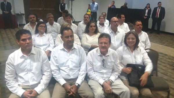 Fernando Pucheta Alcalde Mazatllán