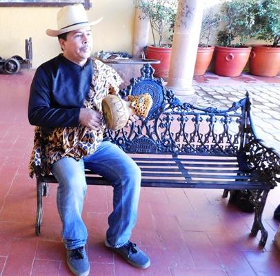 Prof. Gregorio Corrales Herrera Cosalá Mensaje a Queirino Ordaz 2016