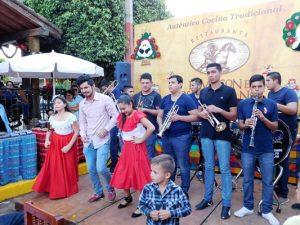 Posada Naideña Niños de El Quelite 2016