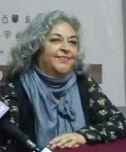 Cecilia Sánchez Durante Delegada ISIC Zona Sur 2017