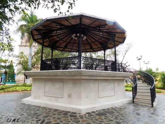 Concordía Pueblo Seorial 2017 Plaza de Armas