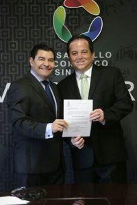 Dr. José Lauro Meléndrez Parra SEDECO 2017