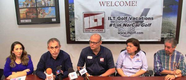 ILT Golf Vacations Regresa a Mazatlán 2017