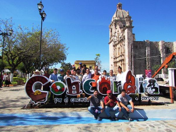 Parador Fotográfico de Concordia Pueblo Señorial 2017