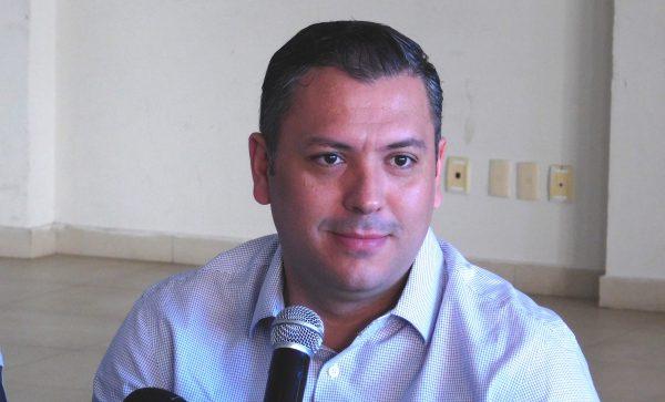 Marco Antonio García Castro Secretario Turismo Sinaloa Primera Conferencia de Prensa 2017