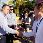 Marco Antonio García Casrto Secretario Turismo Sinaloa Primeros encuentros 2017