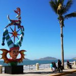 Los Monones o Monigostes del Carnaval 2017 Colocación