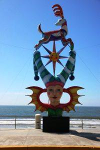 Monones del Carnaval de Mazatlán 2017 Inicia Colocación
