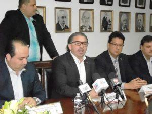 Omar Osuna Osuna Reelección Periodo 2017-2018