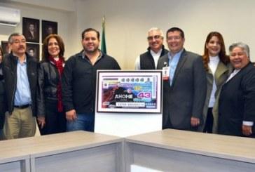 """Dedica la Lotería Nacional """"cachito"""" y Sorteo a los 100 Años del Ayuntamiento de Ahome"""