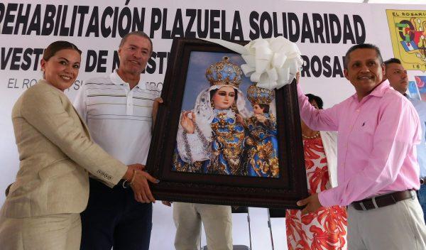 Qurino Ordaz Coppel Visita El Rosario Enero 2017