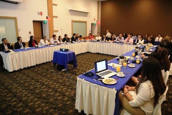 Sector Turístico Culiacán Reunión Sectur Sinaloa 1 2017
