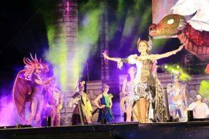 Viviana I Reina del Carnaval de Mazatlán 2017 Coronación
