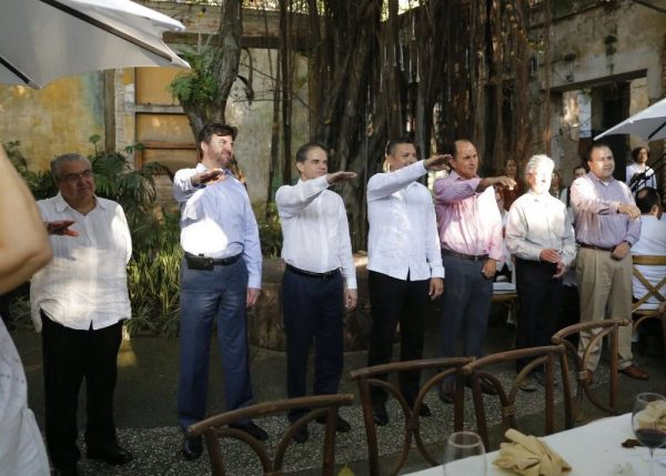 Sinaloa Consejo Consultu¿ivo de Promoción Toma de Protesta 2017
