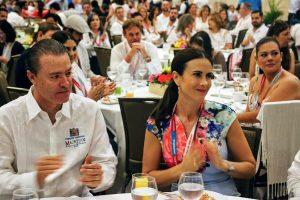 Un éxito el desayuno de Mazatlán en el Tianguis 2017