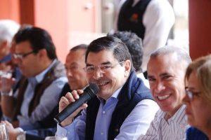 El que empresarios del país estén invirtiendo en Sinaloa nos motiva a redoblar esfuerzos para atraer y generar más proyectos de desarrollo, independientemente de los escenarios adversos a nivel internacional:Javier Lizárraga Merdado titular de Sedeco Sinaloa