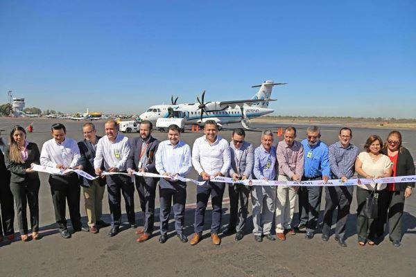 Aeromar dos Nuevos Vuelos Culiacán Los Mochis 2017