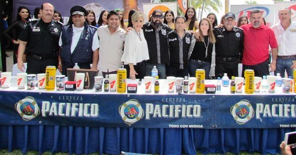 La Legendaria Semana Internacional de la Moto Mazatlán 2017 va por Record Guinness