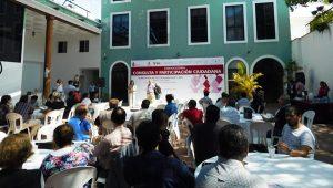 Primer Foro Consulta Cultura ISIC Mazatlán 2017