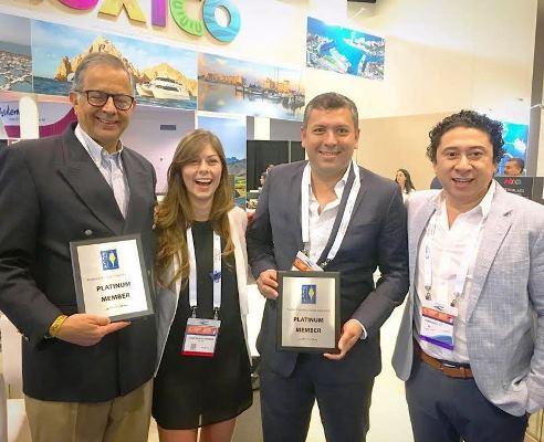 """Sinaloa participa en la Convención Mundial de la Industria de Cruceros """"Seatrade Cruise Global"""""""
