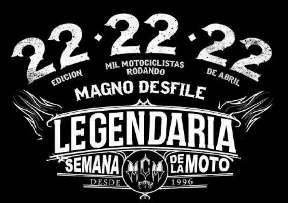 22.22.22 El Gran Reto Mundial del Motociclismo