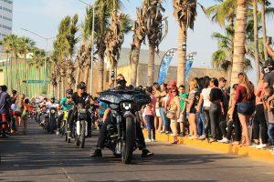 22 Desfile Semana Internacional de la Moto Mazatlán 2017