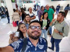 Cronica de un Tianguis Anunciado para Mazatlán 2018