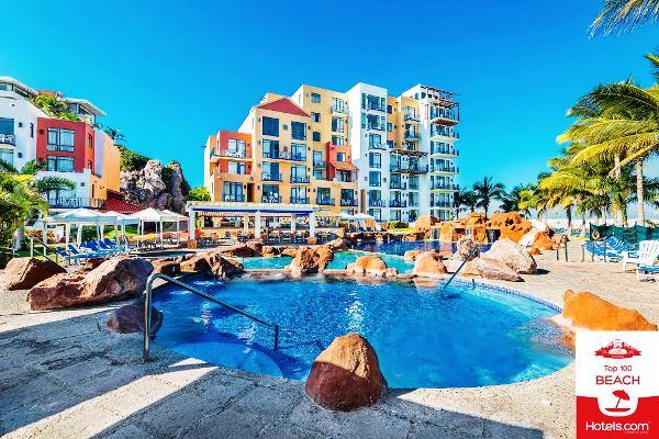 El Cid Marina Hotel de Playa y Club de Yates entre los 100 mejores hoteles Playa del Mundo
