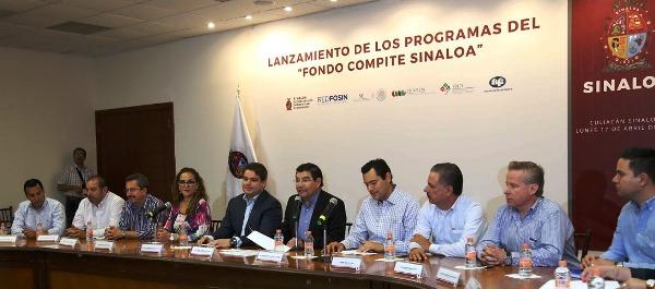 Fondo Compite Sinaloa Lanzamiento 2017