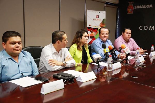 Mazatlán Sede 2017 Festival Gastronómico Puro Siknaloa
