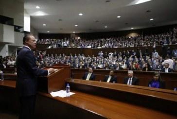Primeros 100 días de gobierno de Quirino Ordaz