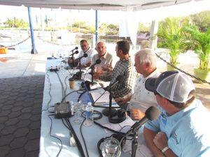 Lets Talk Hook UP Transmisión en Vivo desde Mazatlán Marina El Cid