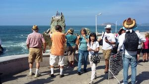 Incremento deturistas y cruceros en Mazatlán 2017 2018