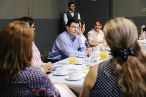 El reto es la inversión en productos turisticos: Javier Lizárraga Mercado