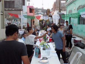 La Fiesta en el Centro Histórico y el rescate de añejas costumbre vecinales